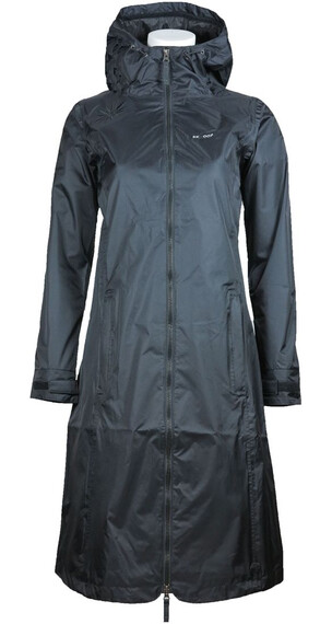 SKHoop Rain & Wind Coat Black